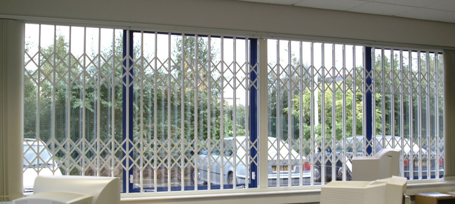 Window Security Grilles Horsforth