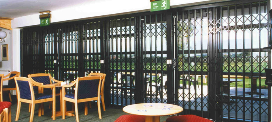Commercial Security Grilles Horsforth