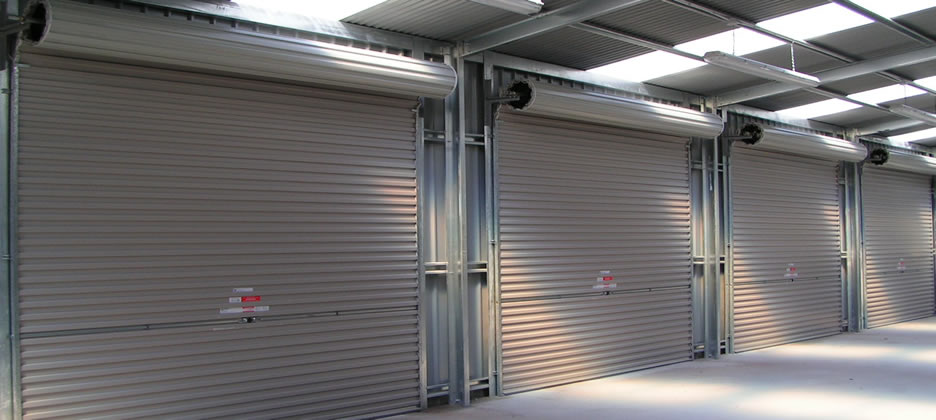 Steel Roller Doors Bingley